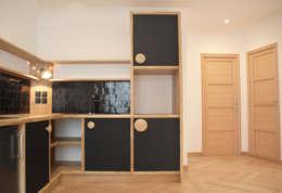 Appartement  Angers.: Cuisine de style de style Classique par Anso Mata