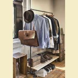 Модные полки для обуви: где и как хранить обувь