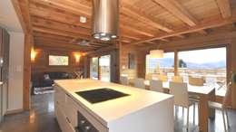 modern Kitchen by Alessandro Rovagna