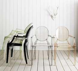 Гостиная в . Автор – MOHD - Mollura Home and Design