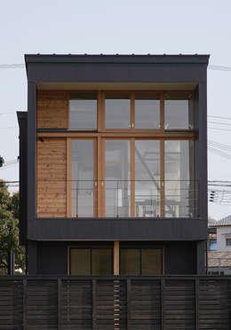 房子 by 芦田成人建築設計事務所