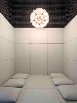 modern Living room by Mackay + Partners