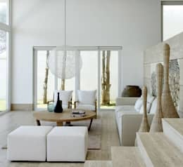 modern Living room تنفيذ MOHD - Mollura Home and Design