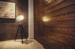 Paredes y pisos de estilo moderno por Imativa Arquitectos