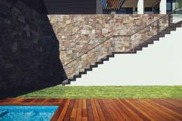 modern Garden by Imativa Arquitectos