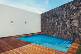 Piscinas de estilo moderno por Imativa Arquitectos