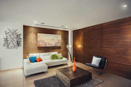 Ruang Keluarga by Imativa Arquitectos