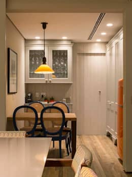Apartamento Cidade Jardim : Cozinhas modernas por Triplex Arquitetura