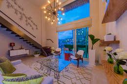 V177 PH3: Salas de estilo moderno por DECO designers