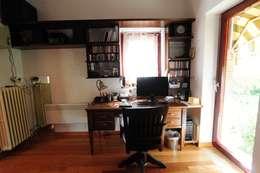 AÇAR MOBİLYA DEKORASYON – TAŞ EV MOBİLYALARI: klasik tarz tarz Çalışma Odası