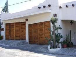 Casas de estilo mediterraneo por Cenquizqui