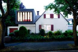 Projekty, nowoczesne Domy zaprojektowane przez Oliver Keuper Architekt BDA