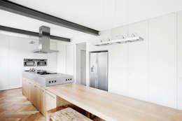 Projekty,  Kuchnia zaprojektowane przez Oliver Keuper Architekt BDA