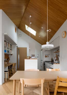 Cozinhas modernas por 株式会社リオタデザイン