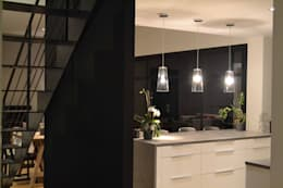 minimalistic Kitchen by Courants Libres