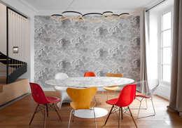 Salle à manger: Salle à manger de style de style Moderne par ATELIER FB