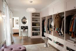 modern Dressing room by ATELIER FB