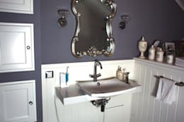 classic Bathroom by Very'Wood