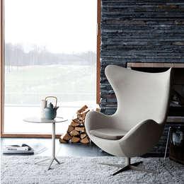 scandinavische Woonkamer door Mootic Design Store