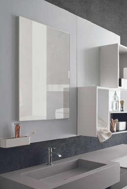modern Bathroom by Ronda Design