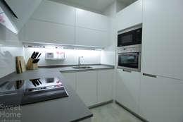 مطبخ تنفيذ Sweet Home Interiorismo
