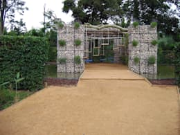 Stefania Lorenzini garden designer의  정원