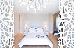 modern Bedroom by Anne-Maud & Natacha