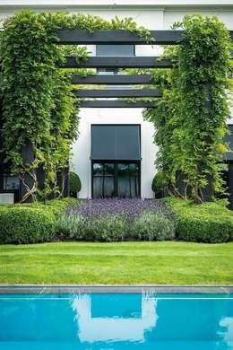 Paul Marie Creation: klasik tarz tarz Bahçe