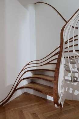 Corridor & hallway by Masif Panel Çözümleri - Serender Ahşap Dekorasyon