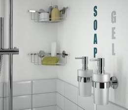 modern Bathroom by Salgar