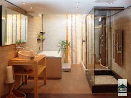 home makers interior designers & decorators pvt. ltd.의  화장실