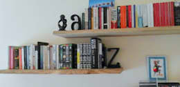 rustic Study/office by Something Wood