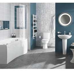 Ysk Tadilat – Bakırköydekorasyon: modern tarz Banyo