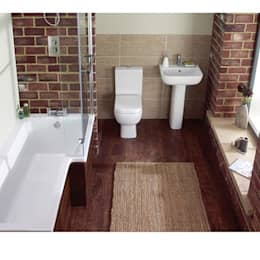 Ysk Tadilat – Bayrampaşadekorasyon : klasik tarz tarz Banyo