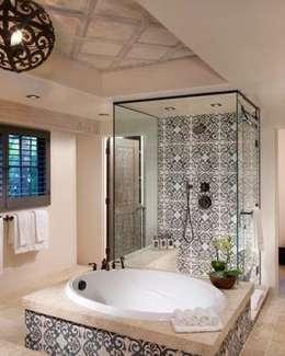 Tadilat Şirketleri  – EyüpDekorasyon: minimal tarz tarz Banyo