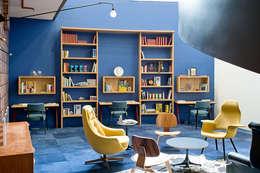 Oficinas y Tiendas de estilo  por align