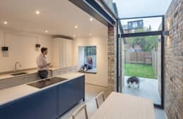 Victorian Terrace Extension With Creative Update Ideas