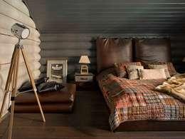 Lavka-design дизайн бюро의  침실