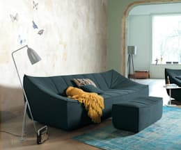 Salas de estilo moderno por COR Sitzmöbel Helmut Lübke GmbH & Co. KG