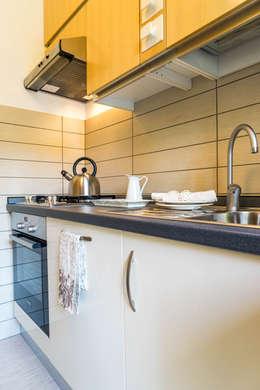 Projekty,  Kuchnia zaprojektowane przez Francesca Greco  - HOME|Philosophy