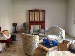 Salas / recibidores de estilo  por Francesca Greco  - HOME|Philosophy
