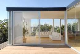 ATENAS 354: Terrazas de estilo  por Alvaro Moragrega / arquitecto