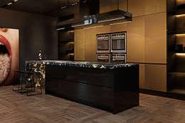 eclectische Keuken door Diff.Studio