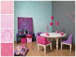 Sala de juego infantil: Recámaras infantiles de estilo moderno por MARIANGEL COGHLAN
