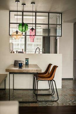 modern Dining room by (주)바오미다
