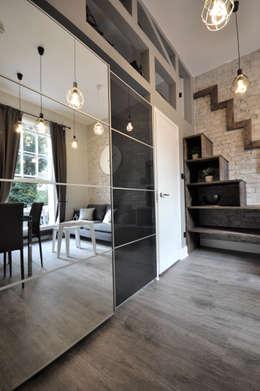 modern Living room by Pergo