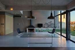Casa en San Marco: Livings de estilo moderno por Ruben Valdemarin Arquitecto