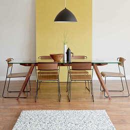 The Natural Furniture Company Ltd: modern tarz Yemek Odası