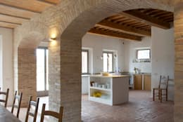 mediterranean Kitchen by v. Bismarck Architekt