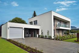 Дома в . Автор – ELK Fertighaus GmbH